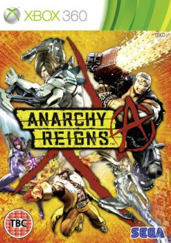 ANARCHY REIGNS  [REGION FREE][ENG][LT+ 2.0]