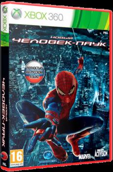 The Amazing Spider-Man [PAL][RUSSOUND] (LT+2.0)