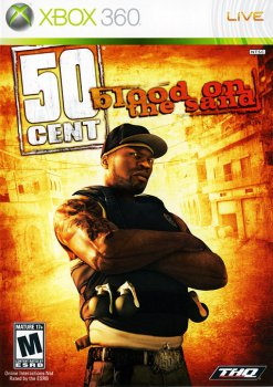 [XBOX 360] 50 Cent - Blood on the Sand [Region Free][Eng]