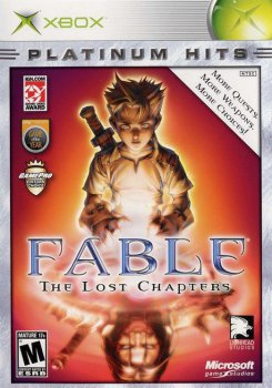 Fable: The Lost Chapters [NTSC-U/RUS][RUSSOUND]