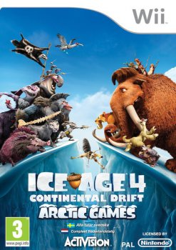 ICE AGE 4: CONTINENTAL DRIFT - ARCTIC GAMES [PAL] [MULTI7]