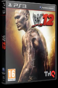 WWE 12 [EUR/ENG] (TB)