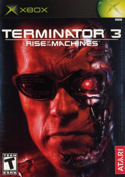 TERMINATOR 3 - RISE OF THE MACHINES [ENG/MIX] [XBOX]