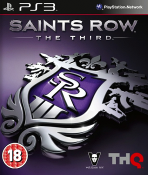 Saints Row: The Third [EUR/RUS]