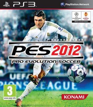 Pro Evolution Soccer 2012 [EUR/RUS]