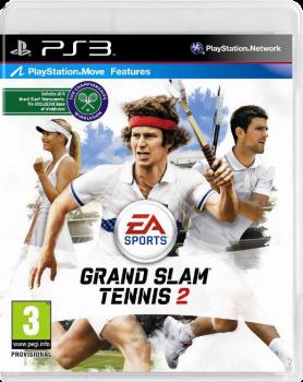 Grand Slam Tennis 2 [EUR/ENG] (MOVE)