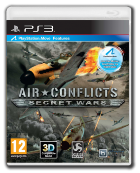 Air Conflicts: Secret Wars [EUR/ENG] (Move)