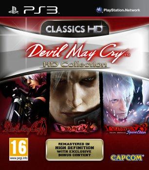 ФИКС ДЛЯ DEVIL MAY CRY HD COLLECTION (3.55)(DUPLEX) (2012)