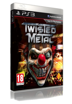 ФИКС ДЛЯ TWISTED METAL(3.55) (DUPLEX) (2012)