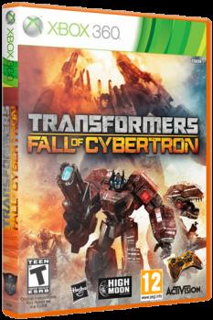 TRANSFORMERS : FALL OF CYBERTRON [REGION FREE/ENG] (XGD3) (LT+ 3.0)