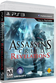 ASSASSIN'S CREED: REVELATIONS [EUR/RUSSOUND][REPACK]
