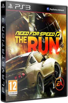 NEED FOR SPEED: THE RUN + 6 DLC [EUR/RUS] [3.55 KMEAW]