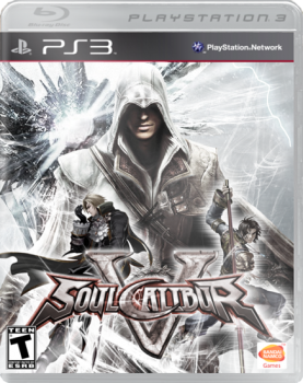 SOUL CALIBUR V (2012) [FULL][RUS] [L] [3.55]