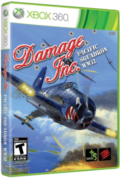 DAMAGE INC.: PACIFIC SQUADRON WWII [ENG][REGION FREE]