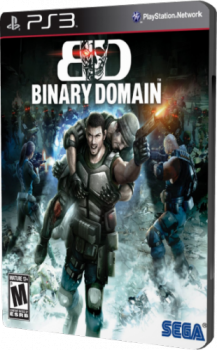 BINARY DOMAIN [EUR/ENG] [MULTI6] [3.55 KMEAW]