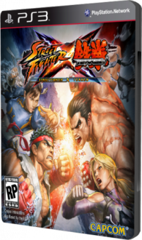 STREET FIGHTER X TEKKEN [EUR/RUS] [3.55 KMEAW]