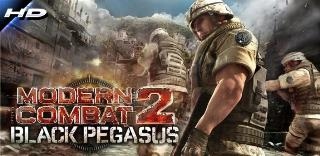 [Android] Modern Combat 2: Black Pegasus HD v1.1.5-3.3.8