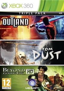 Ubisoft Triple Pack [ Region Free / Eng ]