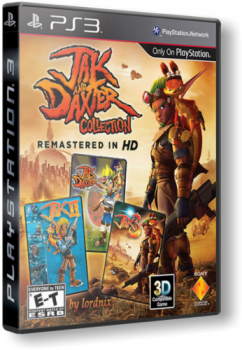 THE JAK AND DAXTER COLLECTION [USA/ENG][3.55 KMEAW]