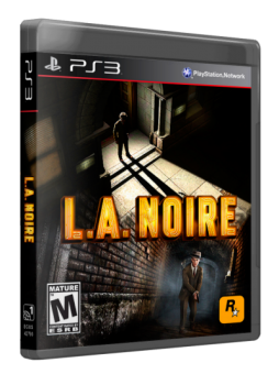 L.A. Noire +9 DLC [USA/RUS][3.55 Kmeaw]