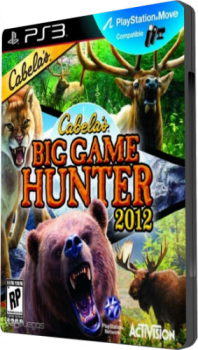 CABELA'S BIG GAME HUNTER 2012 [USA/ENG][MOVE][3.55 KMEAW]