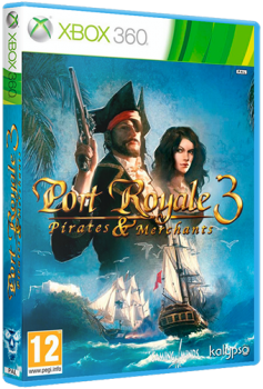 Port Royale 3: Pirates & Merchants [PAL NTSC/U /ENG]