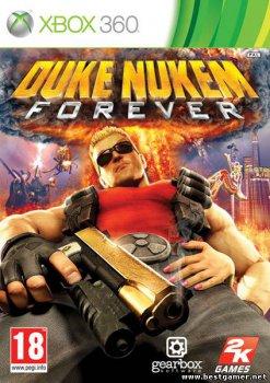 [JTAG/FULL][DLC]Duke Nukem Forever +DLC RUS [RUSSOUND] (Релиз от R.G. DShock)