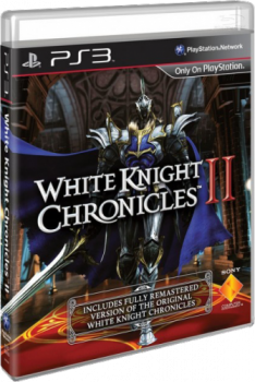 WHITE KNIGHT CHRONICLES II [FULL] [ENG] (3.55)