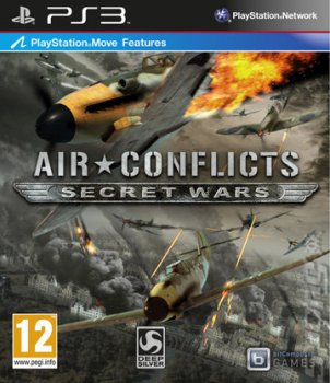 Air Conflicts: Secret Wars 3.55 KMEAW [FULL]