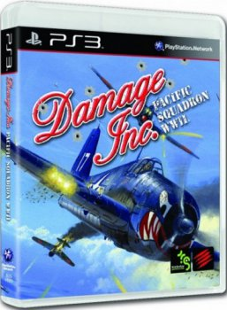 Damage Inc Pacific Squadron WWII [EUR/ENG]