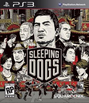 Sleeping Dogs PS3-DUPLEX
