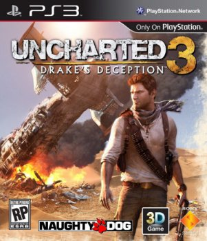 Uncharted 3: Drake's Deception (2011) [EUR][RUS] [RIP][FIXED]