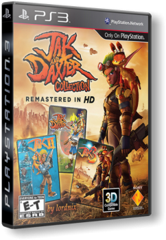 The Jak and Daxter Collection (2011)