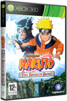 Naruto: The Broken Bond (2008)