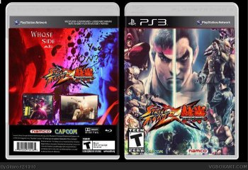 Фикс для Street Fighter X Tekken(EUR) BLES01252(3.55)(NODRM)