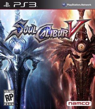 Фикс для Soul Calibur V BLUS30736(3.55)(NODRM)