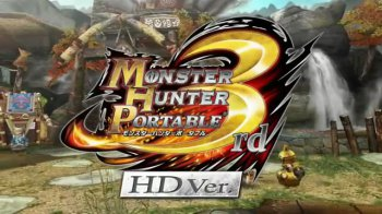 Monster Hunter Portable 3rd HD (2011)