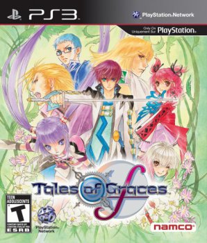 Tales of Graces F (2012) [FULL] [ENG] [L] (True Blue)