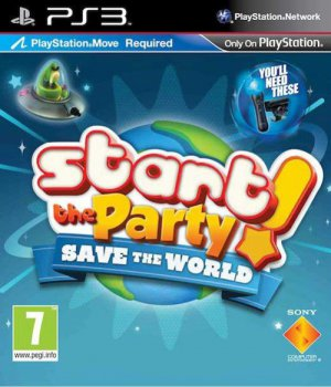 START THE PARTY! SAVE THE WORLD [FULL] [PS MOVE] [RUSSOUND] [3.41/3.55]
