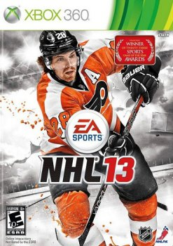 NHL 13 [Region Free][ENG]
