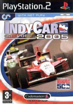 IndyCar Series 2005 (2004) PS2