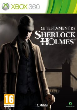 The Testament of Sherlock Holmes [ PAL / Eng ]