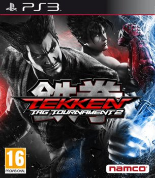 Tekken Tag Tournament 2 [FULL] [EUR/RUS][3.55 Kmeaw]