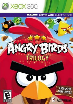 [Kinect] Angry Birds Trilogy [Region Free / ENG ] (XGD2 / LT+ 1.9)