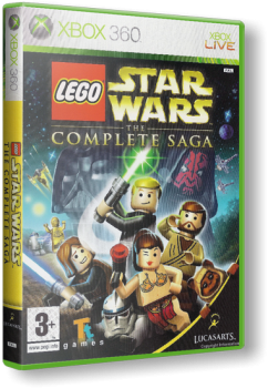 LEGO Star Wars: The Complete Saga [ENG / Region Free]