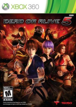 Dead or Alive 5 [PAL/ENG] [LT+ v3.0]