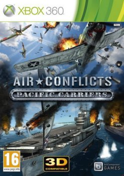 Air Conflicts : Pacific Carriers [God / ENG]