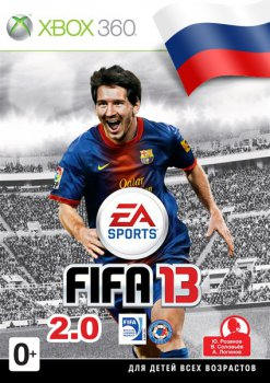FIFA 13 [PAL] [RUSSOUND] [LT+ 2.0]