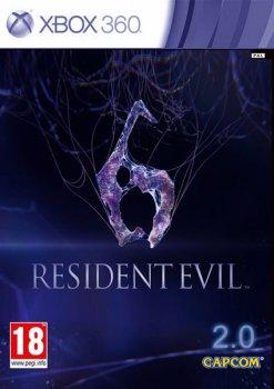 Resident Evil 6 [Region Free] [RUS] [LT+ 2.0]