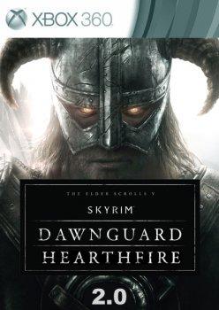 The Elder Scrolls V: Skyrim + 2 DLC (Dawnguard + Hearthfire) [RUS][PAL/NTSC-U] (LT+ 2.0)